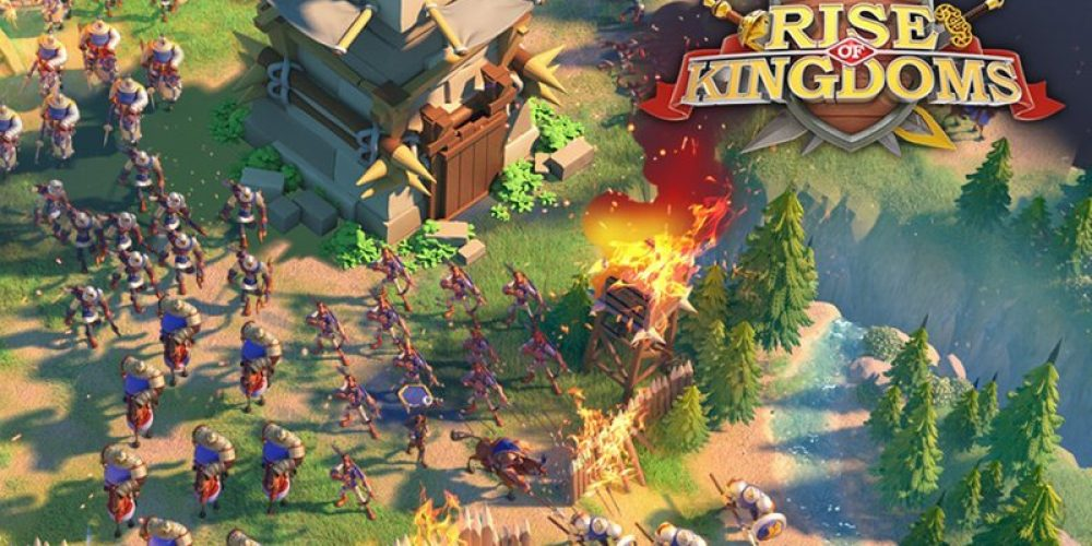 With the Rise of kingdoms, you will have new friends and excellent strategies