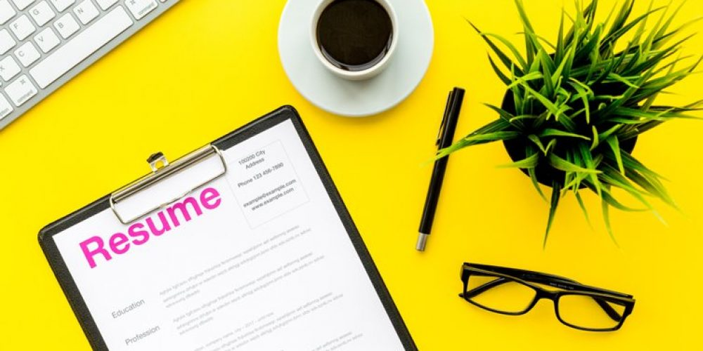 What are the 4Cs of resume writing?
