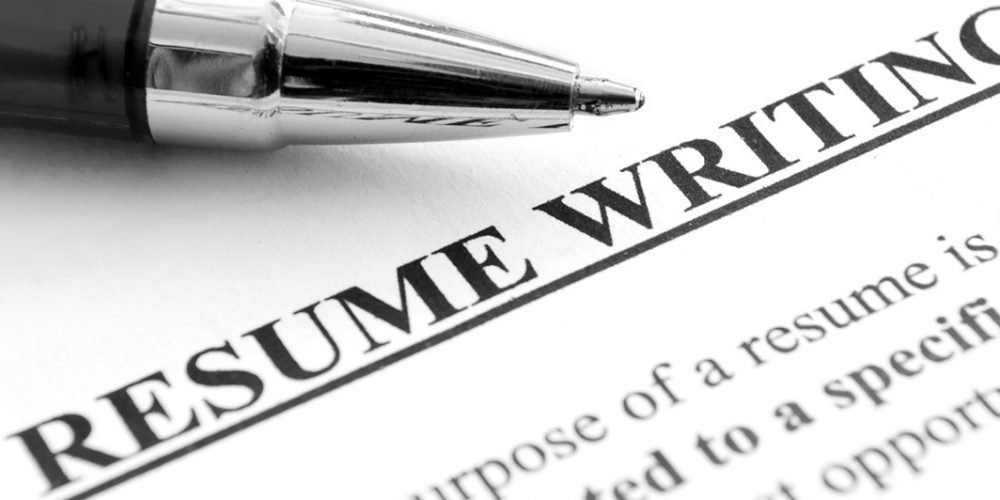Resume writing services the best option to achieve the job you dream of