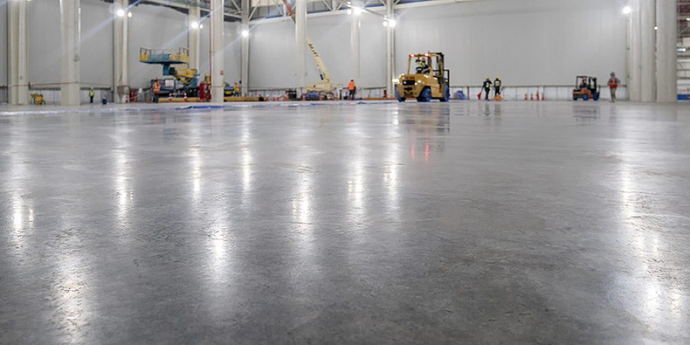 The level of the epoxy coating Toronto is essential